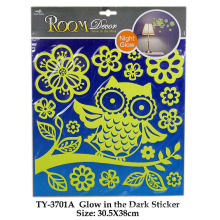 Funny Glow in The Dark Sticker Toy
